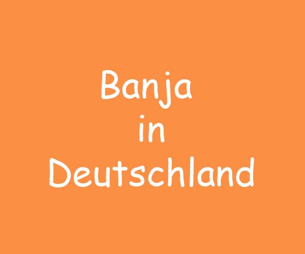 Banja in Deutschland