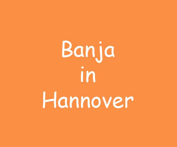 Banja in Hannover
