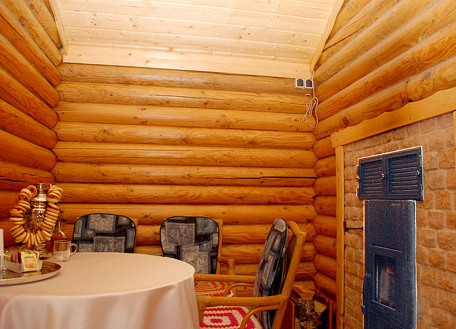 Russische Sauna Banja Löhne