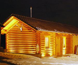 Russische Sauna Banja Rees