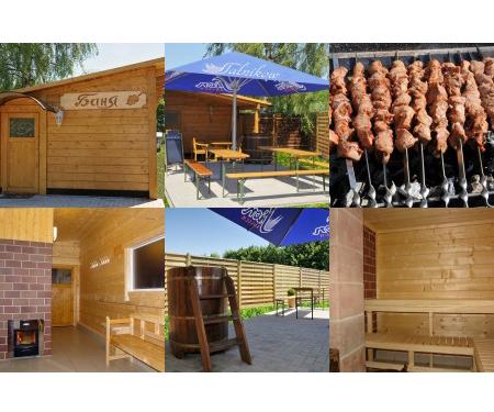 sauna dulmen russische banja salnikow insel