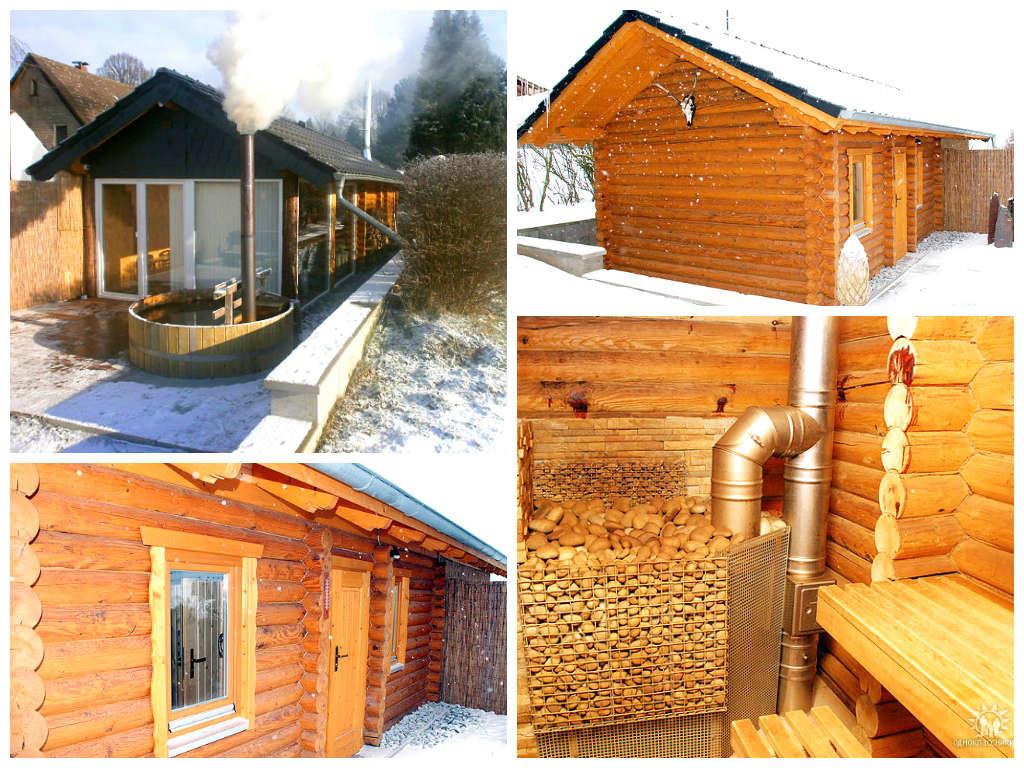Russische Sauna in Löhne