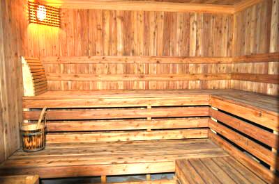 Sauna-Rudi