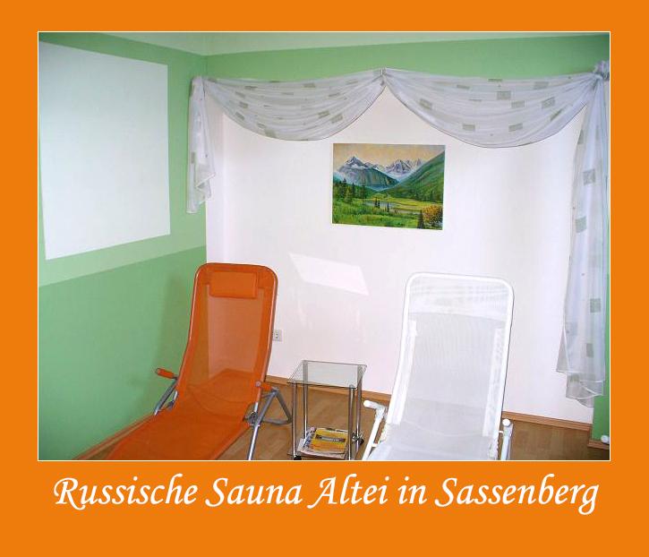Russische Sauna Altai  Sassenberg  Russische Sauna Altai  Sassenberg  Russische Sauna Altai  Sassenberg