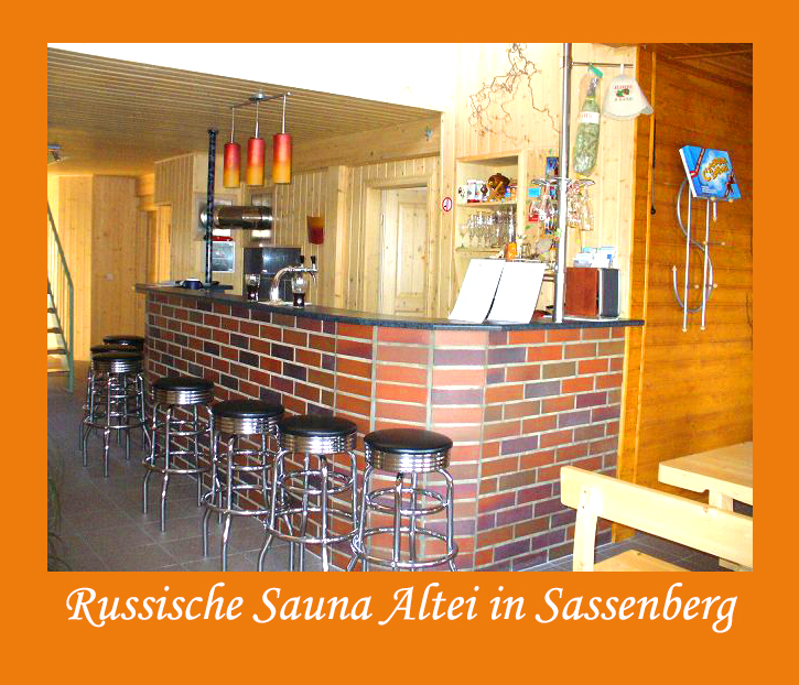 russische sauna banja banja in sassenberg. Black Bedroom Furniture Sets. Home Design Ideas