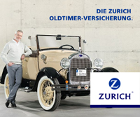 Eugen Martens Oldtimer Zurich Versicherung Unna
